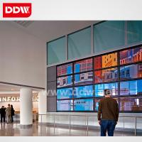 Quality Samsung LCD video wall 5.3mm Ultra Narrow Bezel 1920x1080 LED backlight for sale