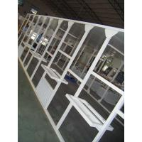 Quality Class100 to 10000 Vertical Flow Modular Softwall Cleanrooms for sale