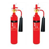 Quality Carton Steel Carbon Dioxide Fire Extinguisher 3kg Co2 Type Fire Extinguisher for sale