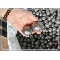 Buy cheap Low Price Cast Iron Balls Low Cr Grinding Steel Ball Casting Ball from wholesalers