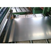 Quality Electro EGI Hot Dip Galvanized Steel Sheet Chromed Surface For Container Plate for sale