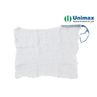 Buy cheap 8ply 30x30cm Surgical Dressings Surgical Lap Sponges 100% Cotton from wholesalers