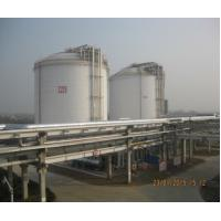 Quality Vertical Cylindrical Cryogenic Ethylene Storage Tank Flat Bottom Double Walled Tank for sale