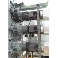 Quality YJBNL150 Construction Elevator Gearbox , High Transmission Efficiency Lift Gear Box for sale