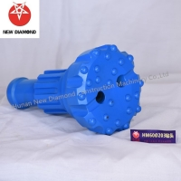 Buy cheap Forging Processing DTH Hammer Bits Downhole Tools Wear Resistant from wholesalers