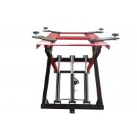 Quality 2800KG Lifting Capacity Mobile Vehicle Scissor Lift For Home Garages for sale