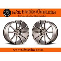 18 - 22Inch custom high heavy duty one piece forged wheels for Aventador LP700 - 4 / Aventador LP700-4 Roadster/911 GT
