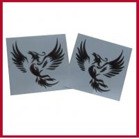 Buy cheap Custom glow in dark tattoo sticker from wholesalers