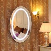 Quality Worldwide wholesales makeup mirror with led light for sale