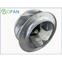 Quality Backward Curved EC Centrifugal Fans Impellers Aluminum Sheet Material for sale