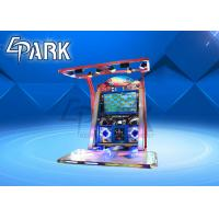 Quality Coin Pusher Amusement Arcade Dance Machine For Commercial English Version for sale