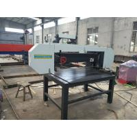 wood pallet board trim saw/pallet dismantler / pallet cutting horizontal band sawmill for sale
