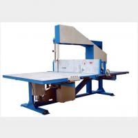 Quality Vertical Sponge Styrofoam Cutting Machine For Foam Sheet , Maintenance Free for sale