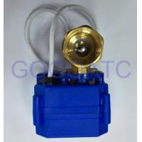 Quality SS304 or Brass Motorized Electric Ball Valve for sale