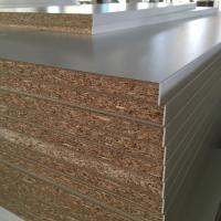 Quality High Strength Melamine Faced Chipboard , Melamine Chipboard Sheets Quick Delivery for sale