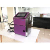 Quality Waterproof Small Character Inkjet Printer With Diaphragm Pump Ink Supply for sale