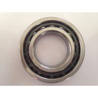 Quality Professional single row chrome steel ball bearing angular contact for Excavator for sale
