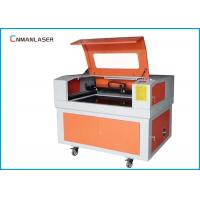 Buy cheap CO2 Wooden Crystal Laser Engraving Cutting Machine With 600*400mm Water Cooling from wholesalers