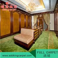 Quality wall to wall carpet for hotel/ home/office foshan carpet manufacturer for sale