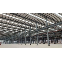 Buy cheap Economical Warehouse Steel Structure Bolt Connection Normal Painting from wholesalers