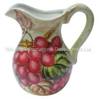 China Pitcher_Fruit Collection (W810C09139) on sale