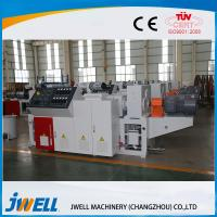 Quality Light Weight Wpc Making Machine , Wpc Extruder Machine With Frequency Converter for sale