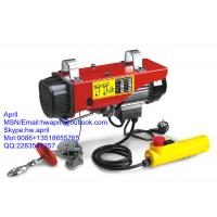 Quality mining micro electric hoist for sale