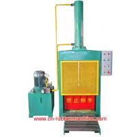 Quality Rubber Bale Cutter / Single Knife Rubber Bale Cutter for sale