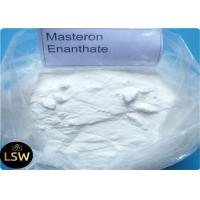 Quality White Masteron Steroid Drostanolone Enanthate / Masterone For Bodybuilding CAS 13425-31-5 99% Purity for sale