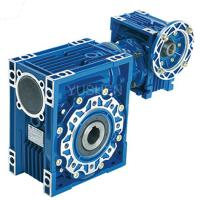 Quality Chinese Bonfiglioli Like VF Series Worm Wheel Drive 1:25 Ratio Speed Reduction Box for sale