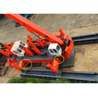 Buy 80-120T Hydraulic Pile Driving Machine For Precast Concrete Pile Foundation at wholesale prices