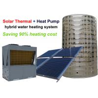 Quality 5 KW Air Conditioner Water Heater , Air Source Heat Pump Hot Water for sale