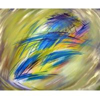 China Abstract Oil Painting on sale