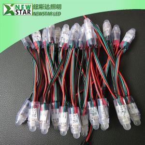 Quality 5mm APA106 RGB Full color LED String for sale