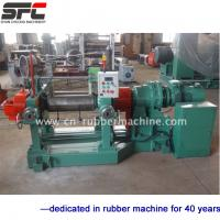 Quality Small Type Rubber Mixing Mill, Rubber Mixing Mill, Rubber Mixing Machine (XK-250): for sale