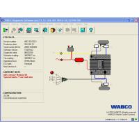 Heavy Duty truck scan tool WABCO Diagnostic Kits With D630 Laptop