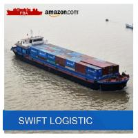 SWIFT  LOGISTIC LCL Sea Freight  from Shenzhen China to USA Amazon
