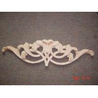 China wood appliques for furniture on sale