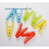 Quality XYP-332 Plastic clothes pins for sale