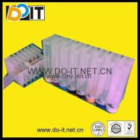 China continuous ink supply system CISS FOR EPSON R2400 r800 R1800 bulk ink system on sale