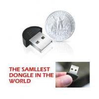 China Bluetooth USB Dongles USB04A on sale
