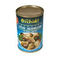 Quality Canned Straw Mushroom for sale