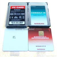 Quality NISSAN Consult GT-R Card Nissan professional diagnosis tool for sale