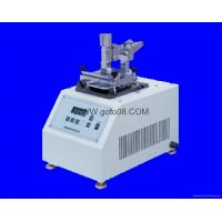 Quality IULTCS leather friction color fastness testing machine GX-020 for sale