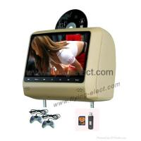 Quality 9inch headrest dvd player with usb/sd with game with MP5 for sale