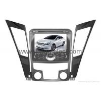 Buy cheap Special double din Car DVD Player For Hyundai-i40/i45 with GPS, IPOD, Bluetooth from wholesalers