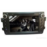 Buy cheap Special Car DVD Player For Suzuki-SX4 With GPS /Bluetooth/iPod from wholesalers