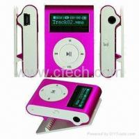 China usb flash memory LED MP3 player.Mp4 player with 2gb 4gb 8gb 16gb on sale