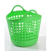 China plastic laundry basket wholesale