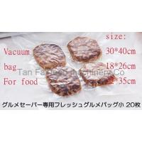 Quality vacuum bag for food for sale